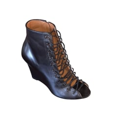 Stivali con zeppa Givenchy