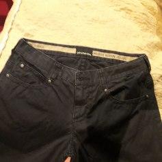 Straight Leg Pants Calvin Klein