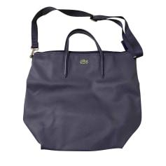 Lederhandtasche Lacoste