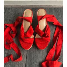 Sandales compensées H&M  pas cher
