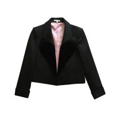 Blazer, veste tailleur Olympia Le-Tan  pas cher