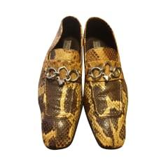 Chaussures à boucles Patrick Cox  pas cher