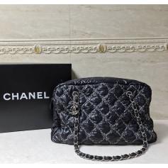 Sac à main en tissu Chanel  pas cher