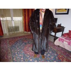 Manteau en fourrure JOANNARD  pas cher