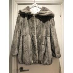 Manteau en fourrure Romagna Furs  pas cher