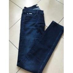 Jeans slim Calvin Klein  pas cher