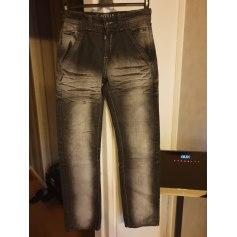 Jeans droit Rivaldi  pas cher