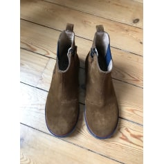 Stiefeletten, Ankle Boots Pom d'Api