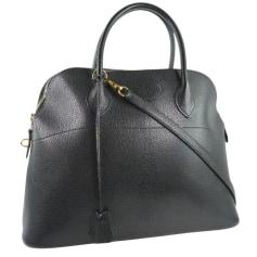 Stoffhandtasche Hermès Bolide