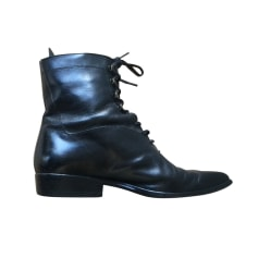 Bottines & low boots plates Sartore  pas cher