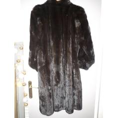 Manteau en fourrure Blackglama  pas cher