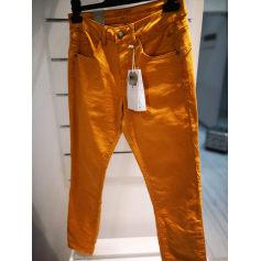 Pantalon droit Cream  pas cher