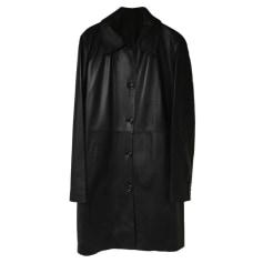 Manteau en cuir Fratelli Rossetti  pas cher