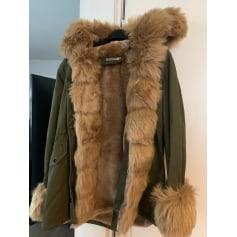 Manteau en fourrure Escandelle  pas cher