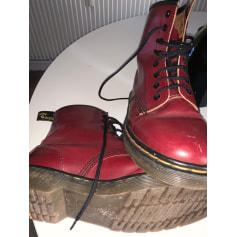 Biker Ankle Boots Dr. Martens