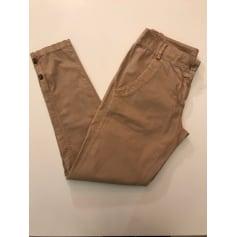 Pantalon carotte La Fée Maraboutée  pas cher