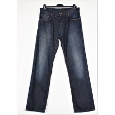 Jeans droit Hugo Boss  pas cher