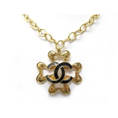 Collier Chanel  pas cher