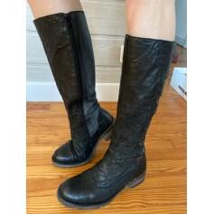 Thigh High Boots Pataugas