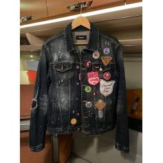 Denim Jacket Dsquared2