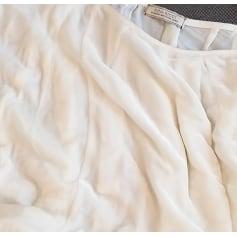 Jupe mi-longue Nina Ricci  pas cher