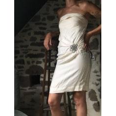 Robe bustier Sandro  pas cher
