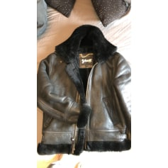 Leather Jacket Schott