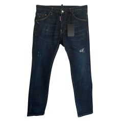 Straight-Cut Jeans  Dsquared2