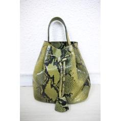 Leather Handbag Galeries Lafayette