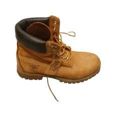 Flache Stiefel Timberland