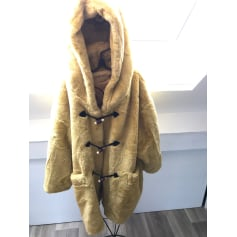 Manteau en fourrure Made In Italie  pas cher