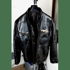 Blouson en cuir Ducati  pas cher