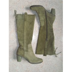 High Heel Boots Pataugas