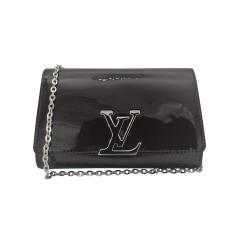 Schultertasche Leder Louis Vuitton Louise