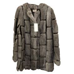 Manteau en fourrure Ba&sh  pas cher