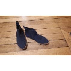 Bottines & low boots plates Anaki  pas cher
