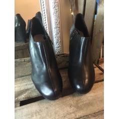 Bottines & low boots à compensés Clarks  pas cher