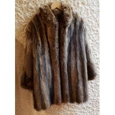 Manteau en fourrure FOLIES FOURRURES  pas cher