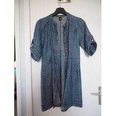 Robe courte Fille des sables  pas cher