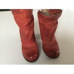 Bottines & low boots à talons Air Step  pas cher