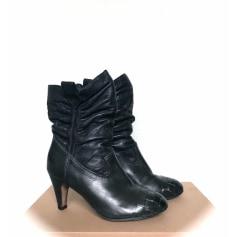 Bottines & low boots à talons Diesel  pas cher