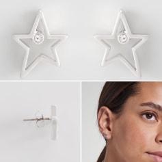 Boucles d'oreilles Karl Lagerfeld  pas cher