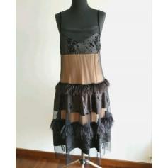 Robe mi-longue Aniye By  pas cher