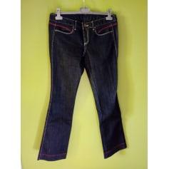 Jeans évasé, boot-cut United Colors of Benetton  pas cher