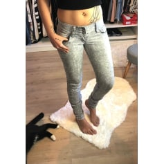 Jeans slim Just F  pas cher