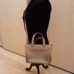 Sac à main en cuir Longchamp Mademoiselle Longchamp pas cher