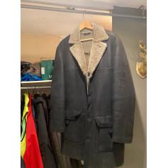 Manteau en fourrure Cerruti 1881  pas cher