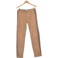 Pantalon droit Jules  pas cher