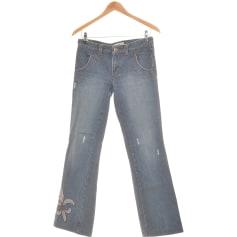 Jeans évasé, boot-cut Armani  pas cher