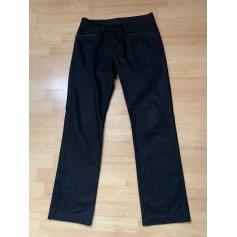 Jeans large Versace  pas cher